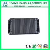 LCD 12/24V 10A PWM Solar Charge Controller (qw-VS1024U)
