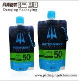 Wasser 148ml spritzte Beutel, Alumium Folien-Getränk Doypack heraus