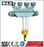 Hijstoestel van de Kabel van de Draad van de gematigde Prijs het Elektrische die in Jiangsu wordt gemaakt