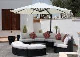 Mobília por atacado moderna do Rattan do sofá do jardim