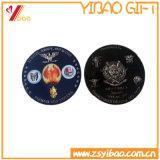 工場エポキシのコーティング(YB-LY-C-24)が付いている卸し売りカスタム挑戦硬貨