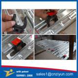 Planche galvanisée de panneau en métal avec le taux de guérison élevé