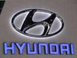 Segno automatico di marchio dell'emblema su ordinazione del distintivo dell'automobile per fare pubblicità