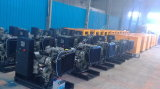gerador elétrico da potência 20kw~1000kw Diesel Soundproof pelo motor Diesel de Cummins