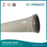 Filtro do bolso da fibra de vidro do tratamento do ar da fábrica de aço