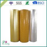 3 Rollos BOPP adhesivo Jumbo Roll para cinta de embalaje