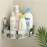 Chromed ABS покрынный шкаф хранения угла ванной комнаты для штуцера ванной комнаты