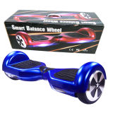 350W*2 Brushless Motor Samsung Battery 6.5 Inch Hoverboard Self Balance Scooter mit LED Light