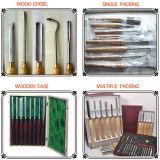 Hölzernes drehenhandwerkzeug-Set