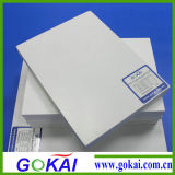 Белая доска пены PVC свободно