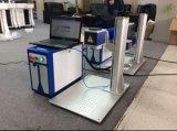 10W 20W 30W de Laser die van de Vezel Machine voor Roestvrij stalen, Metalen, ABS, Plastieken merken