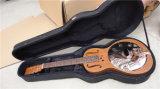 Surtidor del certificado de BV/SGS---Guitarra de madera del resonador del estilo de la sala de la carrocería de China Aiersi