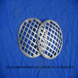 Aço inoxidável 316 filtros perfurados do metal