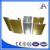 Las últimas Diseño de perfil de extrusión de aluminio de electroforesis