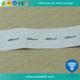 Добавочно ярлык s X стикера 2k RFID для отслеживать пакета