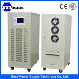 3 단계 10k - 80kVA, 배터리 충전기를 가진 힘 변환장치 온라인 UPS