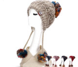 Шлемы женщин способа с шлемами цветка