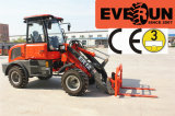 Начало Wheel Loader Er20 Loading Capacity 2 тонн с Euroiii Engine