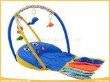 Младенец Toys смешная циновка игры младенца одеяла игры мира моря восьминога