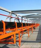 Зевака/ленточный транспортер транспортера ролика/несущей транспортера PU материальные