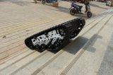 Tren de aterrizaje de goma de la pista de la correa eslabonada de /All-Terrain del chasis de la pista del mini excavador (K03SP8MCAT9)