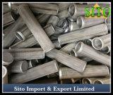 ステンレス鋼316の金網のフィルター素子