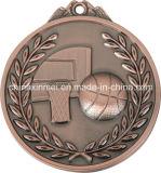 7cm Medalla Baloncesto