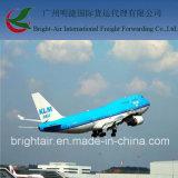 Transporte aéreo de mercancías de China continental a Grecia
