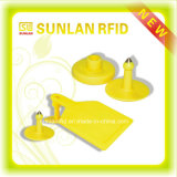 熱いSelling RFID Ear Tag、PigのためのRFID Animal Tag、Animal Identification Ear TagまたはCattle/Sheep等
