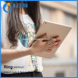 360degree pegajoso personalizado que gira o suporte esperto do anel do telefone