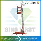piattaforma verticale mobile della Tabella di elevatore dell'uomo 10m
