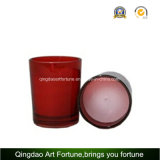 Votive Candleのための金属Lid Glass Candle Container