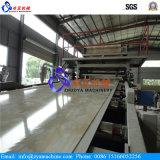 Linea di produzione di plastica di legno del comitato di parete del PVC con il disegno di pietra di marmo