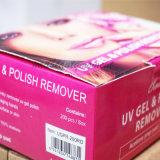 못 UV 젤 폴란드인 제거제는 덧댄다 200 PCS (UG17)를