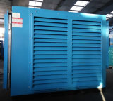 Compresseur d'air à haute pression de l'eau de vis rotatoire économiseuse d'énergie d'épreuve