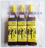 Sauce soja promotionnelle automatique, machine de conditionnement d'emballage de rétrécissement de bouteilles de boisson