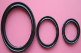 Y-Кольцо сопротивления ссадины NBR фабрики изготовленный на заказ резиновый (NBR70)