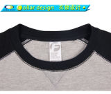 Zoll Sports langes Hülsen-Baseball-T-Shirt
