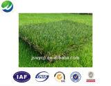 Landschaftsdekoration-Fälschungs-künstlicher Rasen für Garten Wy-4