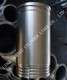 Fodera grigia del cilindro del ghisa usata per il motore 3306/2p8889/110-5800 del trattore a cingoli