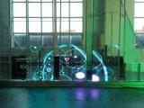 P3.75 farbenreicher transparenter Innenbildschirm der miete-LED