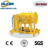 Máquina de gasolina y aceite diesel de la centrifugadora