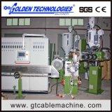 XLPE에 의하여 가공되는 알루미늄 철사 밀어남 기계장치