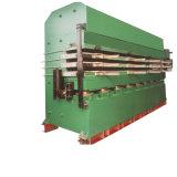 顎のタイプタイヤの踏面の加硫の出版物機械