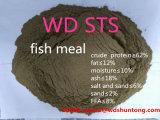 Farine de poisson pour l'alimentation des animaux avec le prix concurrentiel