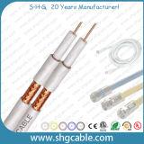 De 75 Ohms van uitstekende kwaliteit Kabel van CATV van de Coaxiale (CT100)