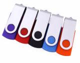 Buntes Schwenker-Metall-USB-Blitz-Laufwerk USB-Pendrive