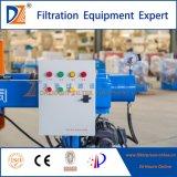 Prensa de filtro manual de los PP del compartimiento de Dazhang 630series