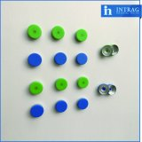 Cap combinación de aluminio y plástico para botellas antibióticos