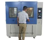 Dispositif d'essai de la poussière du niveau de résistance de la poussière IP5X IP6X avec la norme du CEI 60529